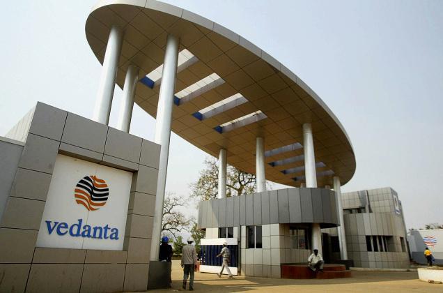 Vedanta Lanjigarh plant