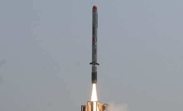 Interceptor Missile