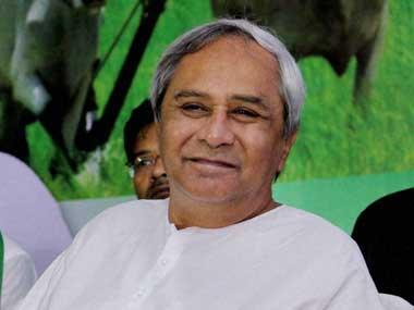 Naveen Patnaik BJD President