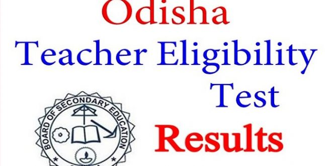 OTET 2019 results