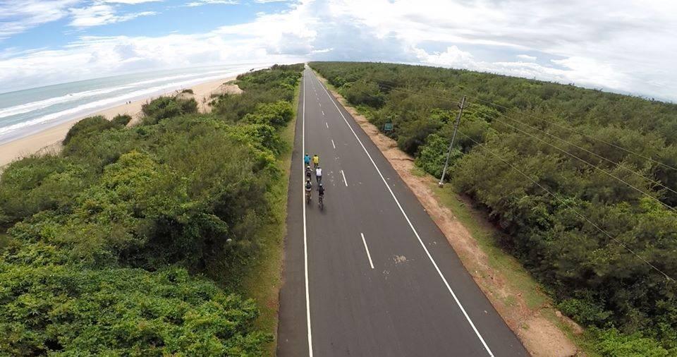 Puri-Konark marine drive 3