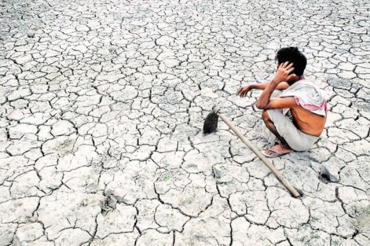 drought - farmer suicide
