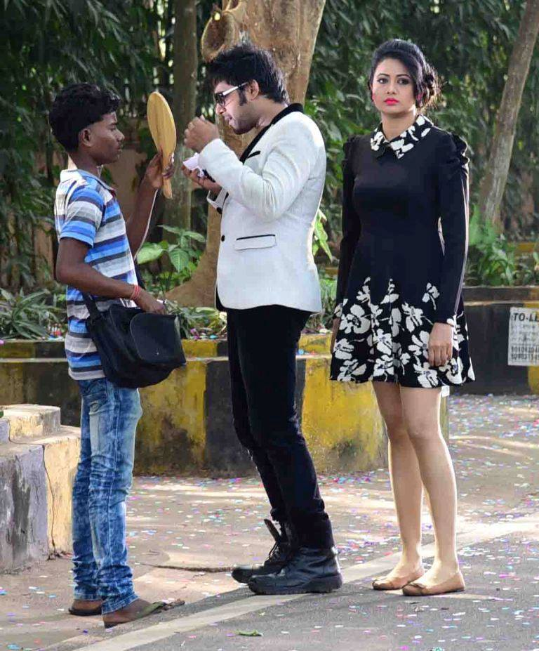 Ollywood actor Sabyasachi injured during shooting of 'Hela Mote Prema Jara'