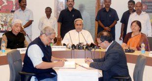 Azim Premji foundation inks MoU with Odisha for malnutrition eradication