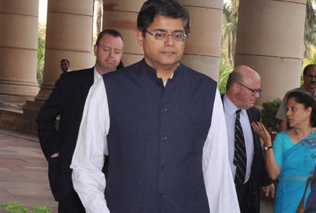 Baijayant Panda suspended from BJD