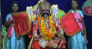 Dhanu Yatra in Bargarh