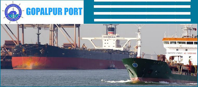 Gopalpur port resumes operation in Odisha