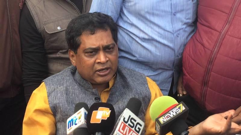 Naba Kishore Das - Watching Porn in Odisha Assembly