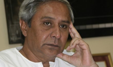 Shocked over police removing stoles of women: Odisha CM