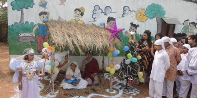 Odisha celebrates Christmas with fervour