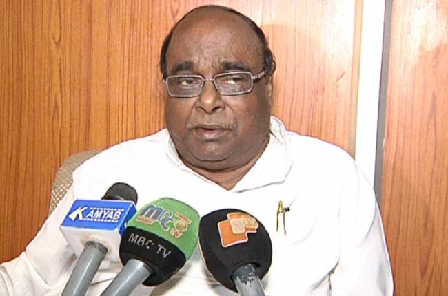 Minister Damodar Rout sacked
