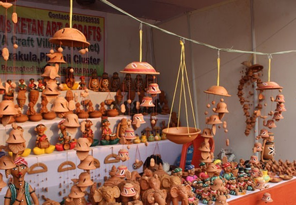 Toshali National Craft Mela-2016