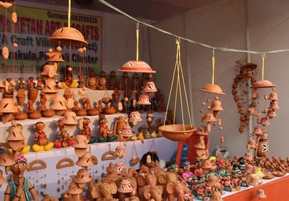 Toshali National Craft Mela-2016
