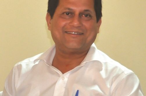Achyuta Samanta Elected as President of Indian Science Congress Association