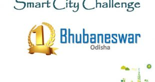 Bhubaneswar smart city