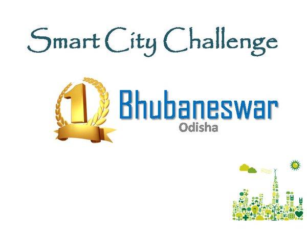 Bhubaneswar smart city