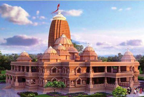 ISKOCN Jagannath temple at Puri