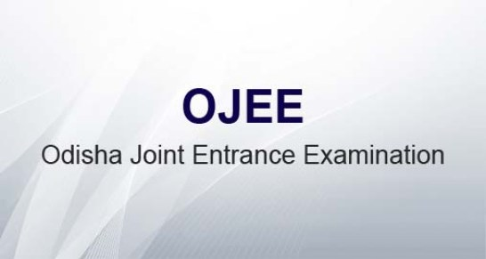 Odisha Joint Entrance Examination (OJEE) 2016