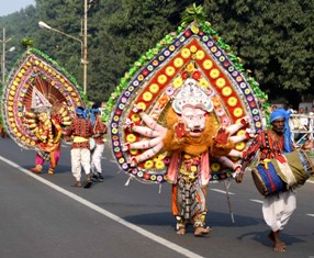 Republic Day celebration in Odisha