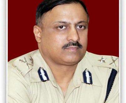 YB Khurania, new Police Commissioner