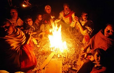 Odisha shivers under cold condition