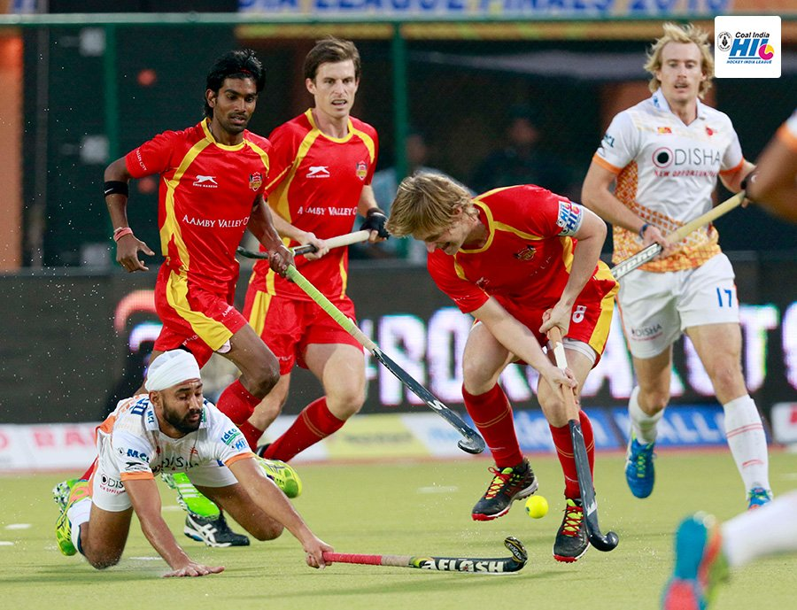 Kalinga Lancers beat Ranchi Rays to book final berth