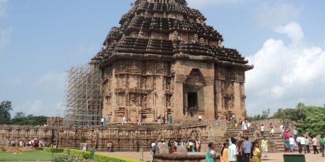 Konark temple strike