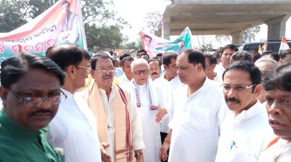 Mahanadi issue: Congress Gives Odisha Bandh Call on Aug 16