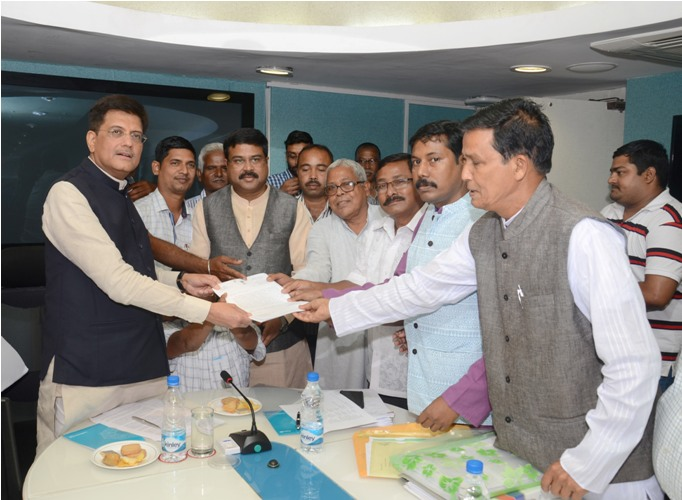 Coal Minister Assures To Resolve Issues of Project Affected People In Odisha