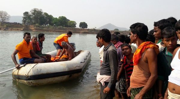 Dhenkanal Boat Tragedy 3 Bodies Recovered, 3 Still Missing