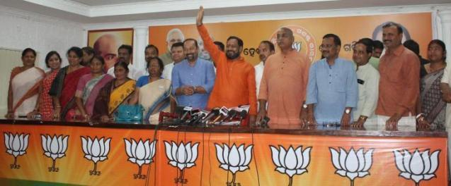 Odisha BJP new team: Elevation Of Youth Brigade Irks Seniors In Odisha BJP!