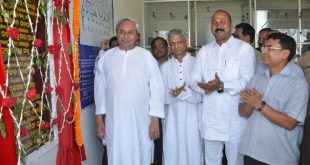 Naveen Inaugurates Training Institute At Talcher