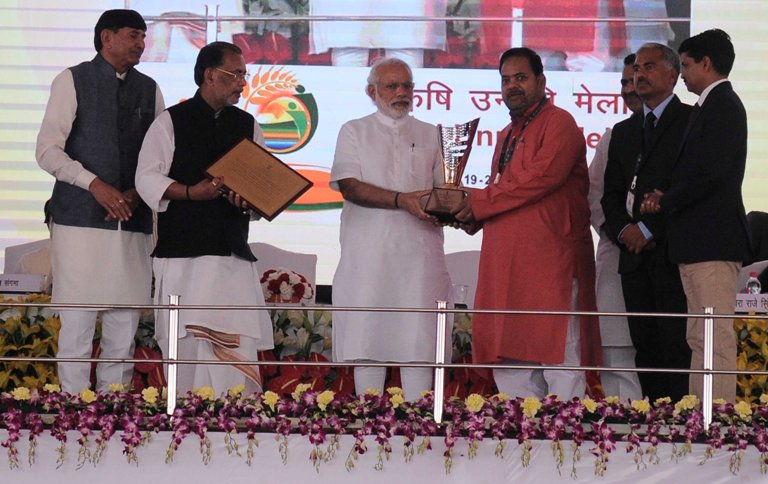 Odisha Bags Krishi Karman Award For 4th Time