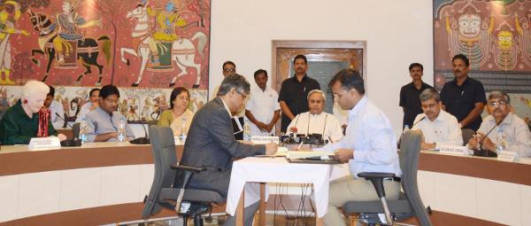 Odisha inks MoU with Netherlands
