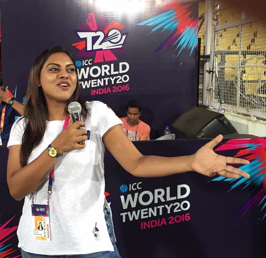 Sunita Garabadu To Anchor T20 World Cup