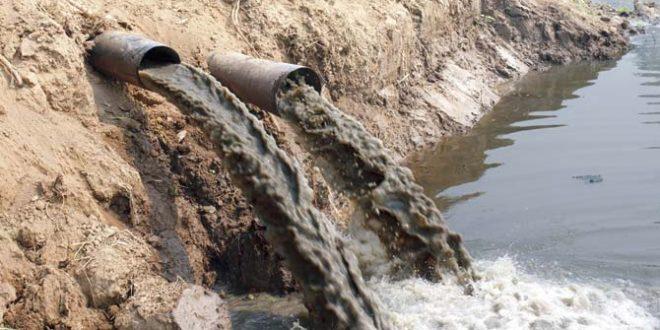 River Pollution in Odisha