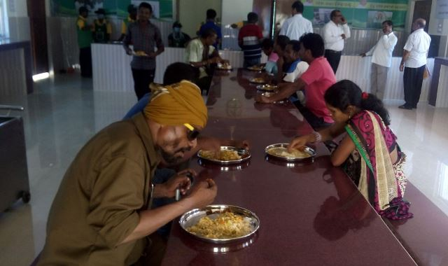 100 Aahar Centres Opened In Odisha