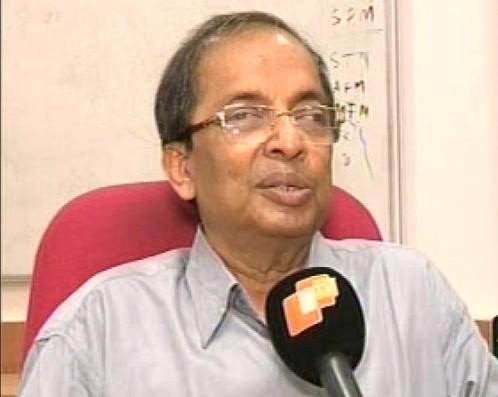 NIT Director SK Sarangi Resigns