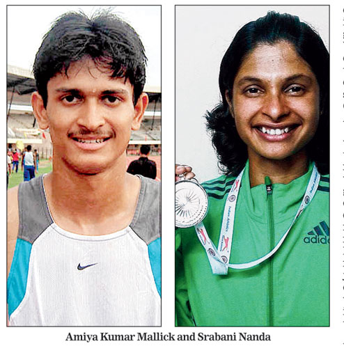 Power Failure Costs Odisha Sprinters Srabani, Amiya A Chance At Rio Olympics