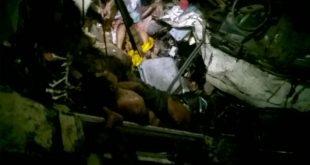 deogarh bus accident