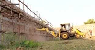 Champua MLA demolition drive