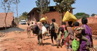 2895 Bonded Labourers Rescued In Odisha