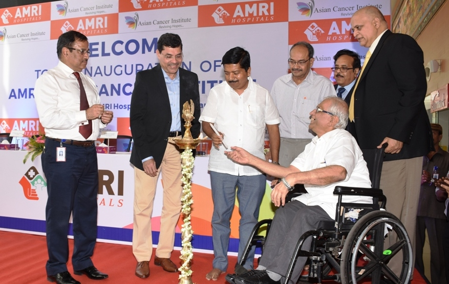 AMRI-ASIAN Cancer Institute Inaugurated At AMRI Hospitals Bhubaneswar