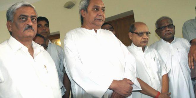 BJD Candidates File Nomination Papers for Rajya Sabha Polls