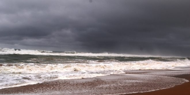 Severe cyclone Vardah