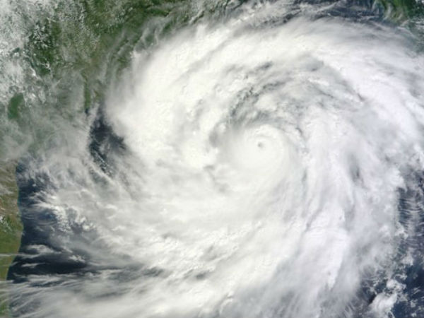Cyclone Warning Odisha Coast