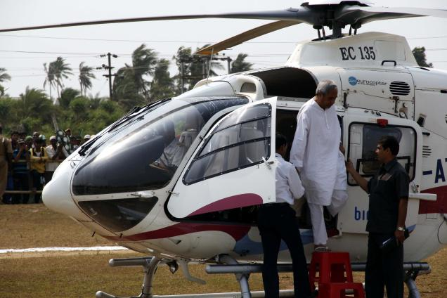 Ministers' Chopper Ride Costs Odisha Coffer Rs 29.51 Cr