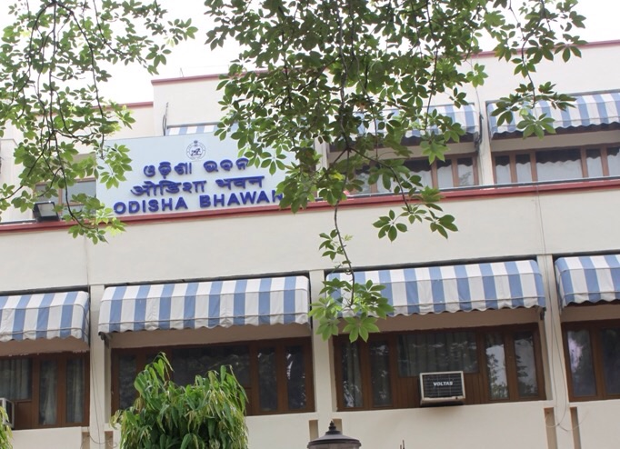 Minor Fire at Odisha Bhawan, New Delhi