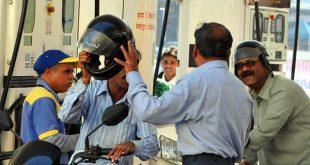 No Helmet No Fuel Campaign In Bhubaneswar Soon