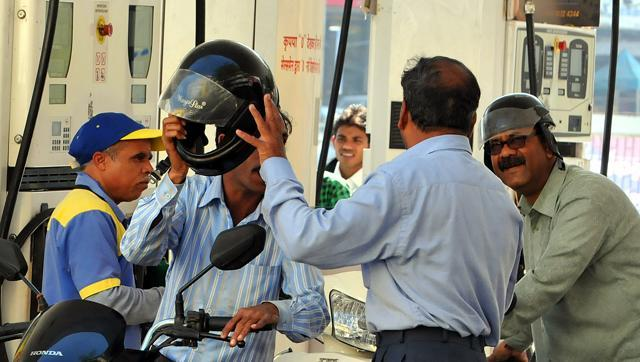 No Helmet No Fuel Campaign In Bhubaneswar Soon